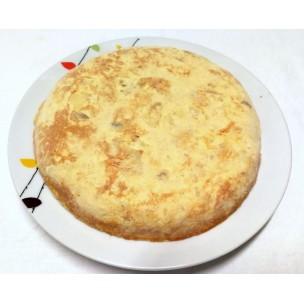 TORTILLA DE PATATA 500 Gr.